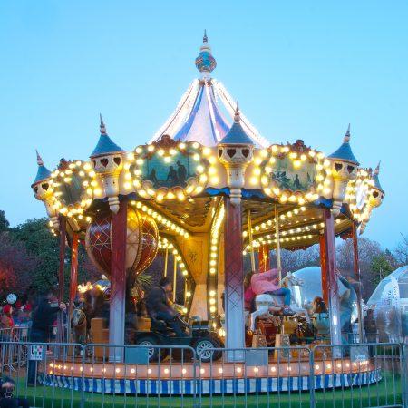 Carrousel Jules Verne